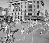 Road Works at the West End of Princes Street