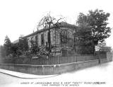 Corner of East Trinity Road and Laverockbank Road  -  1909