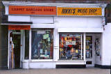 Edinburgh Shops  -  102+104 Leith Walk, 1998