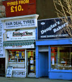 Edinburgh Shops  -  103+105 Leith Walk  - 2001