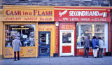 shops  -  174+176 Leith Walk, 1991