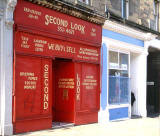 Edinburgh Shops  -  240 + 238  Leith Walk, 2005