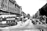 The top of Lothian Road  -  1959