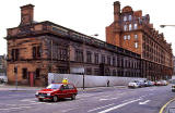 Lothian Road -  Railway buildings and Caledonian Hotel