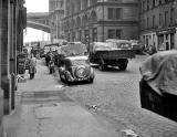 Market Street  -  Looking to the east towards North Bridge  -  1953