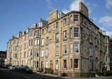 Megland Terrace and Bellevue Place, Broughton, Edinburgh