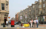 Montpelier Park  -  a street in Merchiston, Edinburgh  - Photograph taken  May 2008