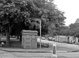 Police Box, Mountcastle Drive - 2008