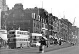 Princes Street Lamp Posts in late-1950s  -  Marcus Furs and other shops