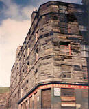 Photographs of Dumbiedykes around 1961-63  -   Prospect Terrce  -  Laing Grocers