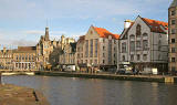 The Shore, Leith  -  Photograph taken November 2005