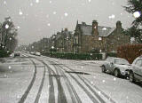 Stirling Road, Trinity, Edinburgh  -  January 2008