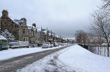 Stirling Road, Trinity, Edinburgh  -  December 2009