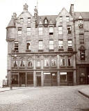 13 Bank Street - where John Donaldson Edward's studio  -  1899 to 1911