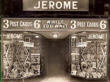 Jerome's Studio  -  Probably Jeromme's first studio in England