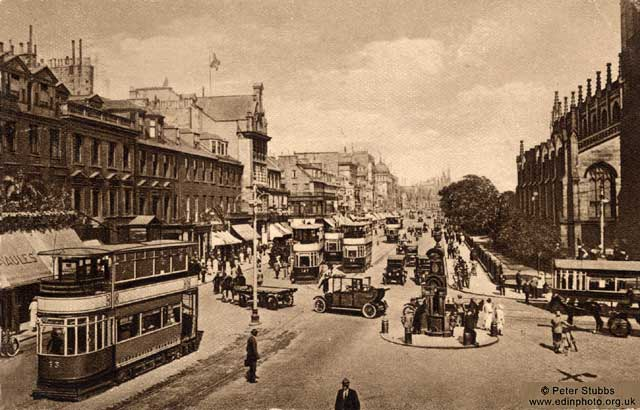 West End, Princes Street